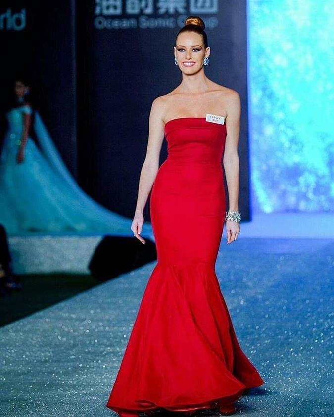 Miss World 2018 Top Model and Designer Award