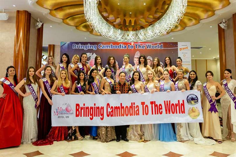 Miss Tourism Metropolitan International 2019 Meet the Delegates