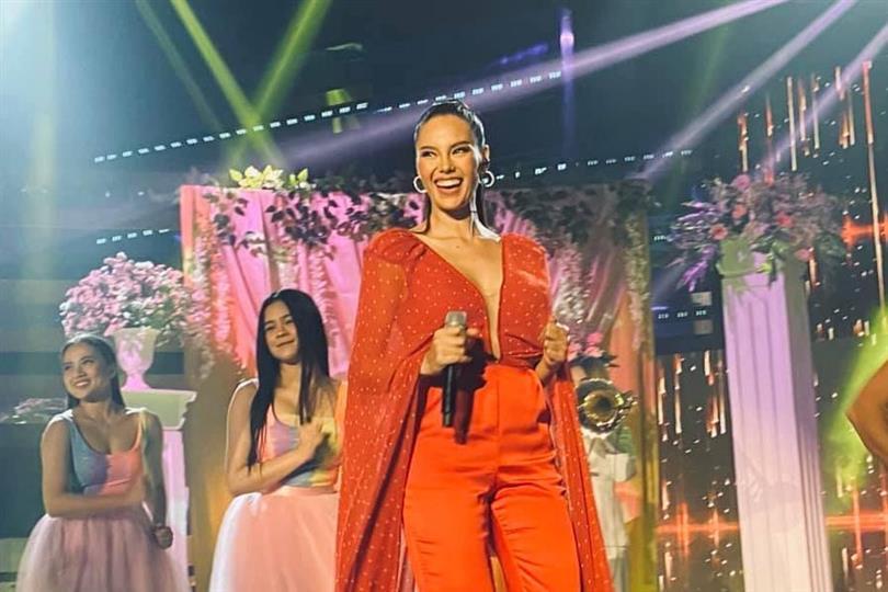 Catriona Elisa Magnayon Gray Miss Universe 2018