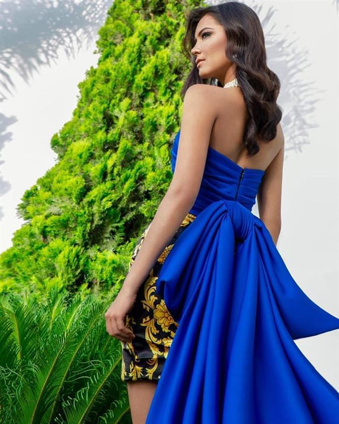 Romina Lozano Saldaña Miss Universe Peru 2018, our favourite for Miss Universe 2018