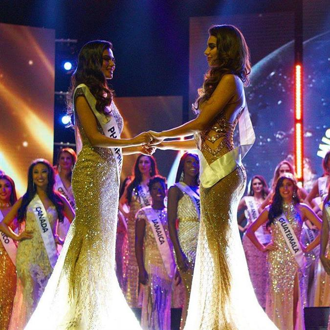 Adriana Moya Alvarado's incredible performance in the finale of Miss Intercontinental 2018