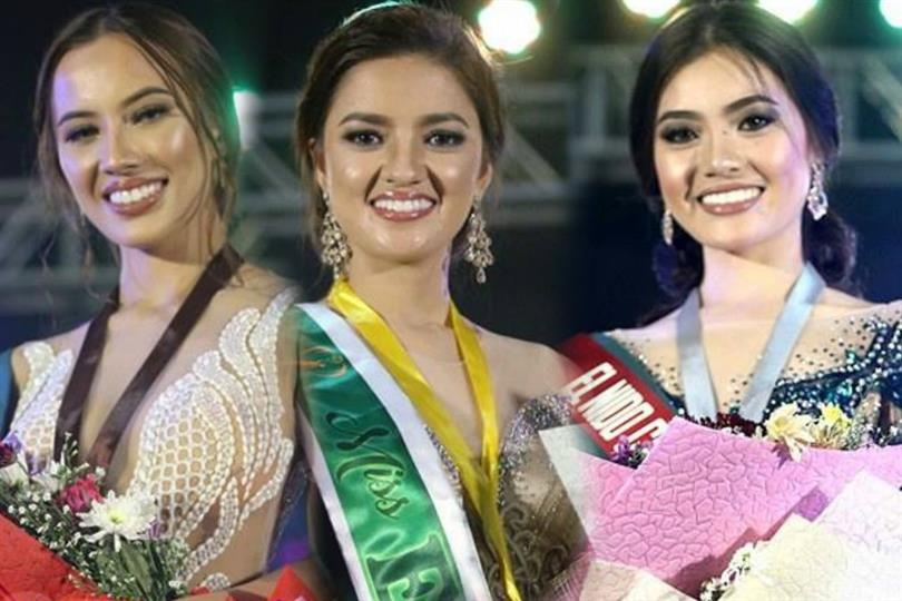 Miss Philippines Earth 2017 Long Gown Competition Winners