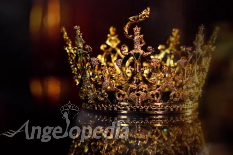 Miss Grand International unveils the new GOLDEN CROWN for 2016