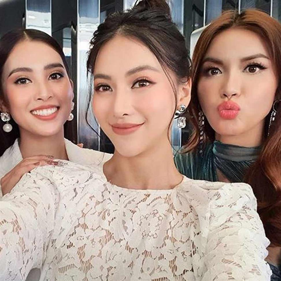 Reigning beauty queens celebrate International Women's Day