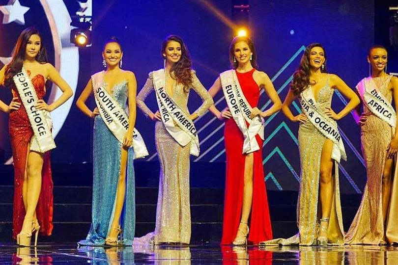 Miss Intercontinental 2018 Top 6 Question and Answer Round