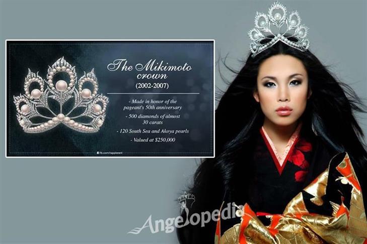 The Mikimoto Crown (2001-2007)