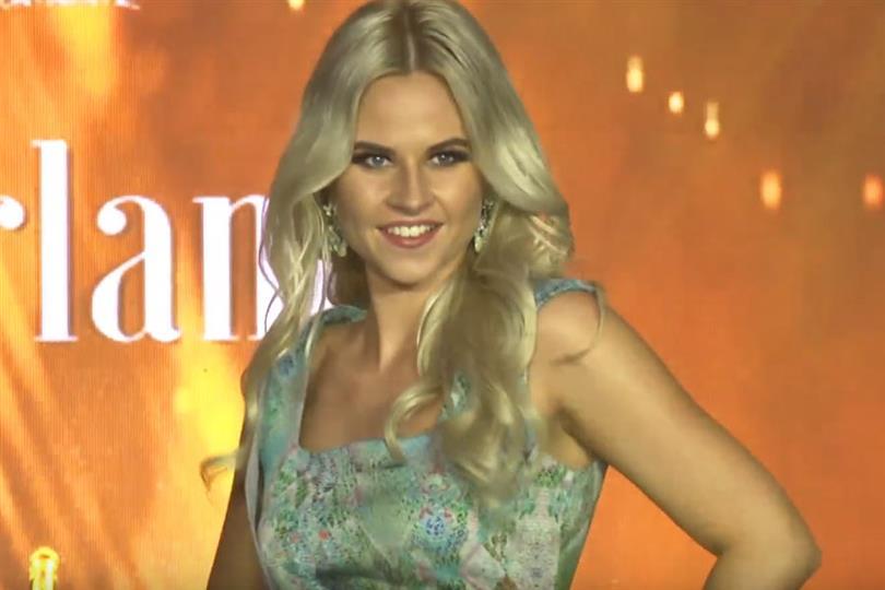 Miss Intercontinental 2018 Media Presentation Top 10 Hot Picks by Angelopedia