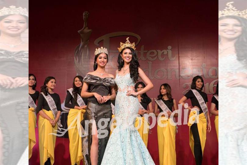 Putri Mentari Sitanggang crowned as The North Sumatera Puteri Indonesia 2016
