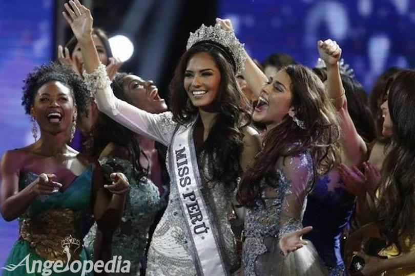 Romina Lozano Saldaña crowned Miss Universe Peru 2018