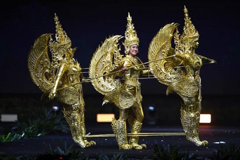 Onanong Homsombath Miss Universe Laos 2018