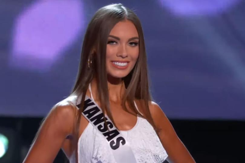 Miss USA 2019 Top 10 Hot Picks from Swimsuit Round by Angelopedia