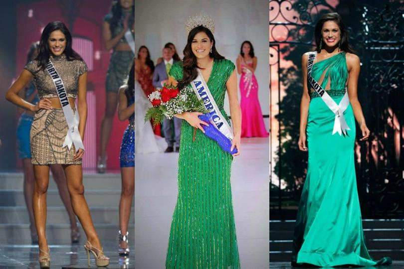 Audra Mari crowned as Miss World America 2016