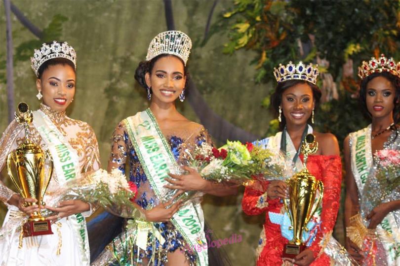 Xamiera Kippins crowned Miss Earth Guyana 2018