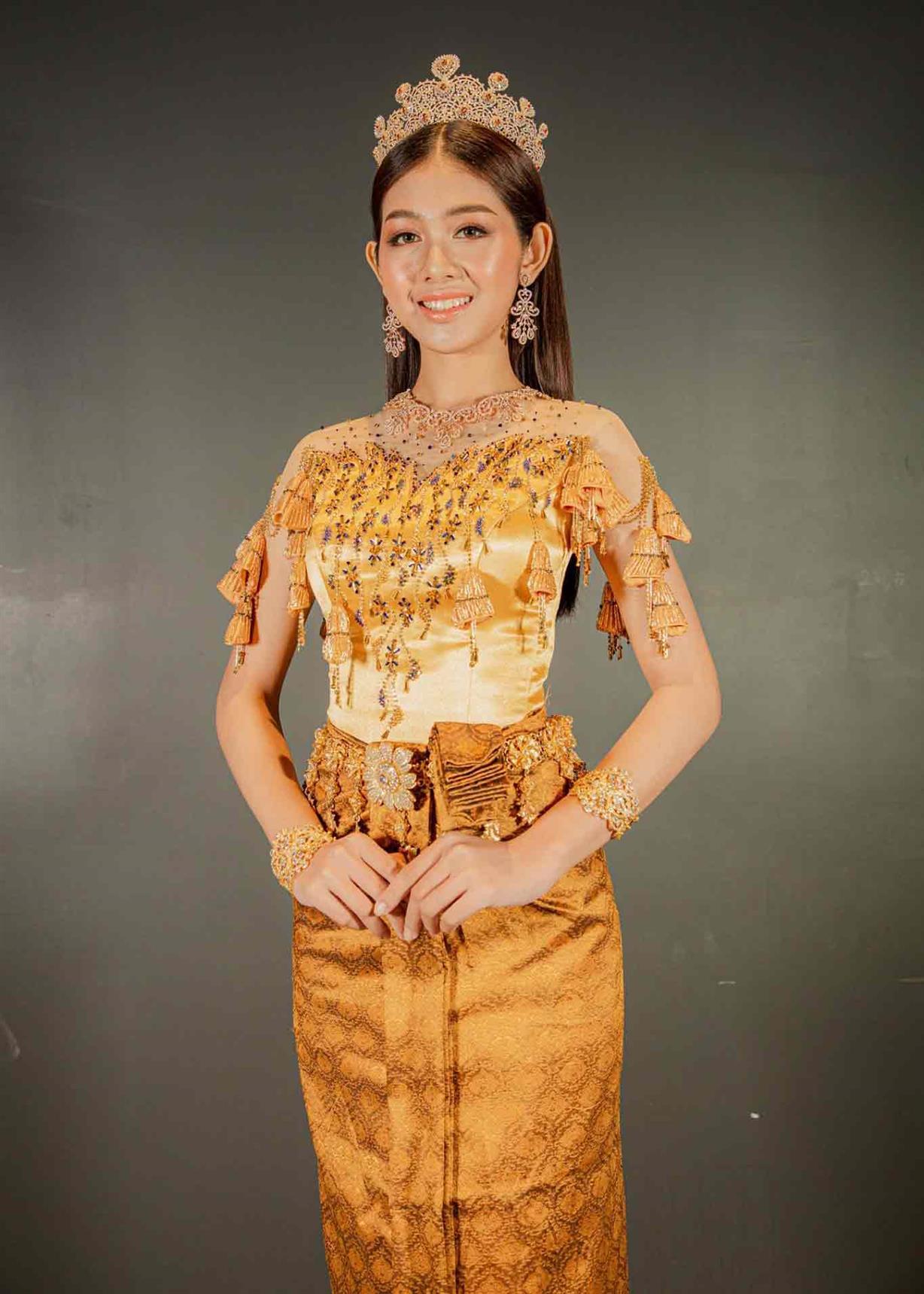 Miss Grand Kampong Thom 2020 Seng Rotha