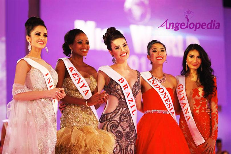 Miss World 2014 Beauty With A Purpose Winners
