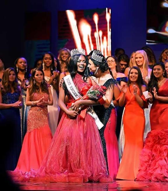 Meet Jonét Nichelle Miss Rhode Island USA 2020 for Miss USA 2020