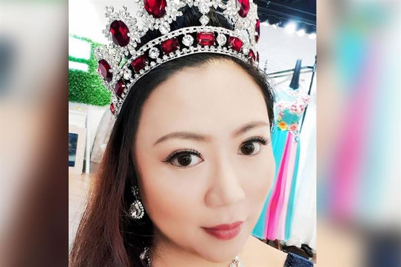 Miss Chang Ruey Jing appointed Miss Grand Singapore 2018