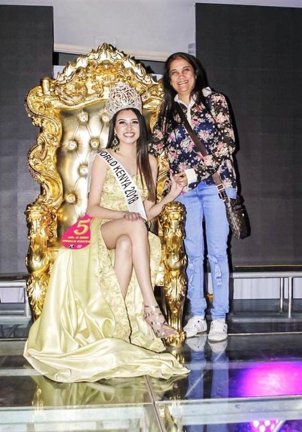 Finali Galaiya crowned Miss World Kenya 2018
