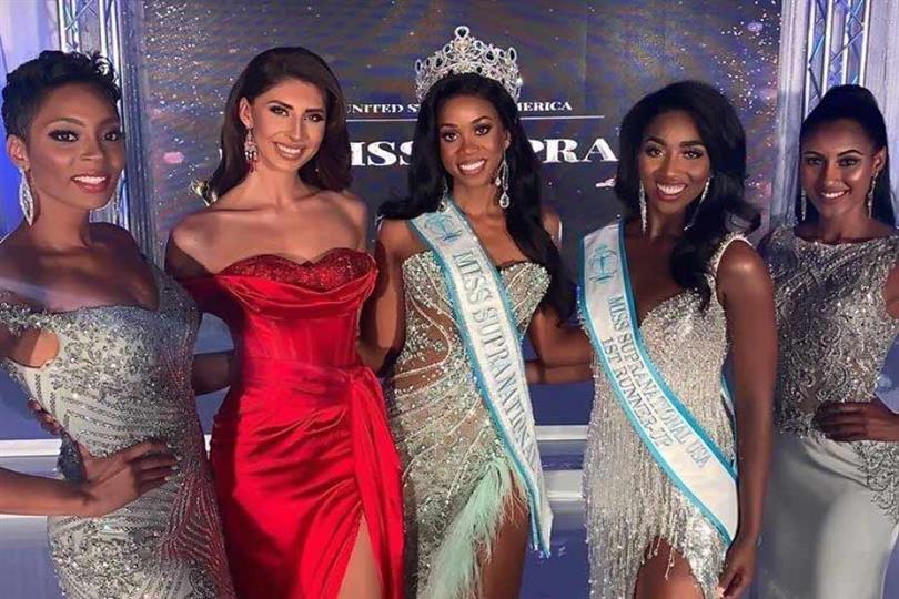 Regina Gray crowned Miss Supranational USA 2019