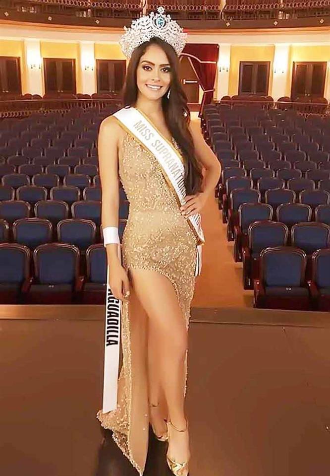 Shaleyka Vélez was crowned Miss Supranational Puerto Rico 2019
