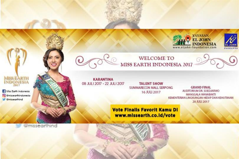Road to Miss Earth Indonesia 2017