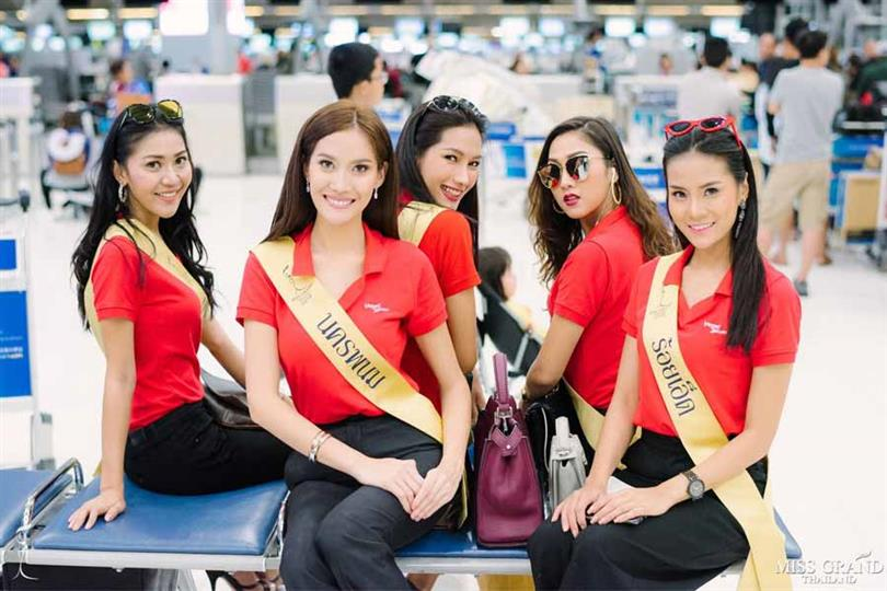 Miss Grand Thailand 2018 Live Stream and Updates