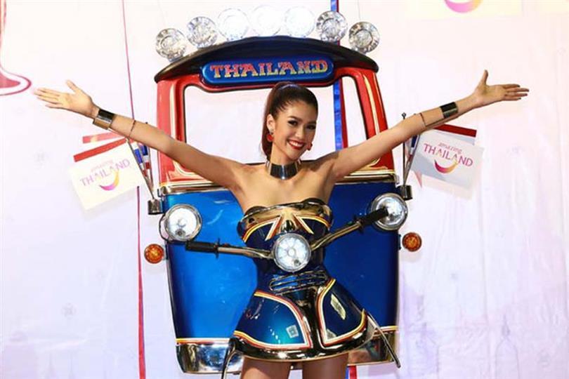 Miss Universe Thailand 2015 Aniporn Chalermburanawong