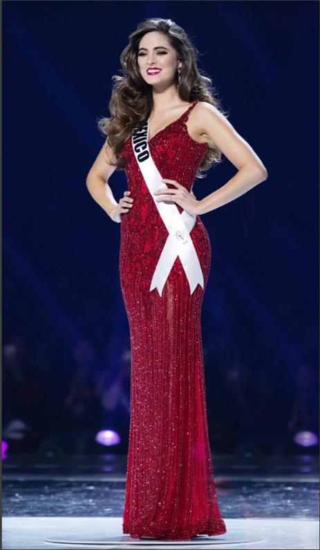 Sofía Aragón Miss Universe Mexico 2019