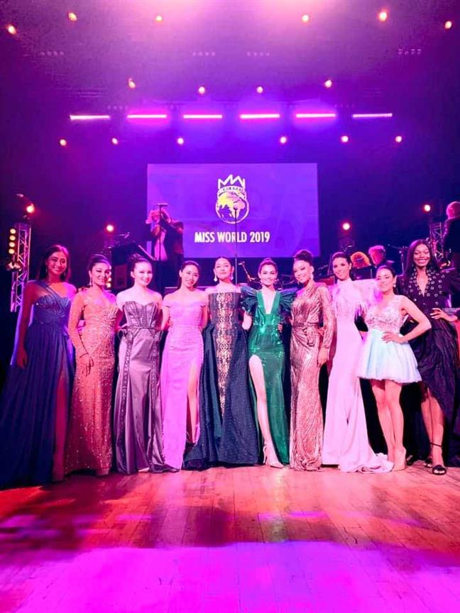 Miss World 2019 Beauty with a Purpose Top 10 finalists announced