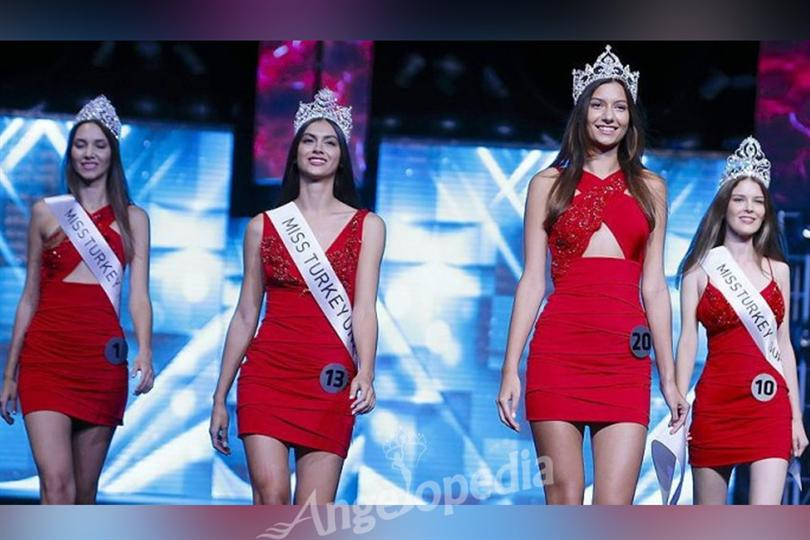 Miss Turkey 2016 Winners announced