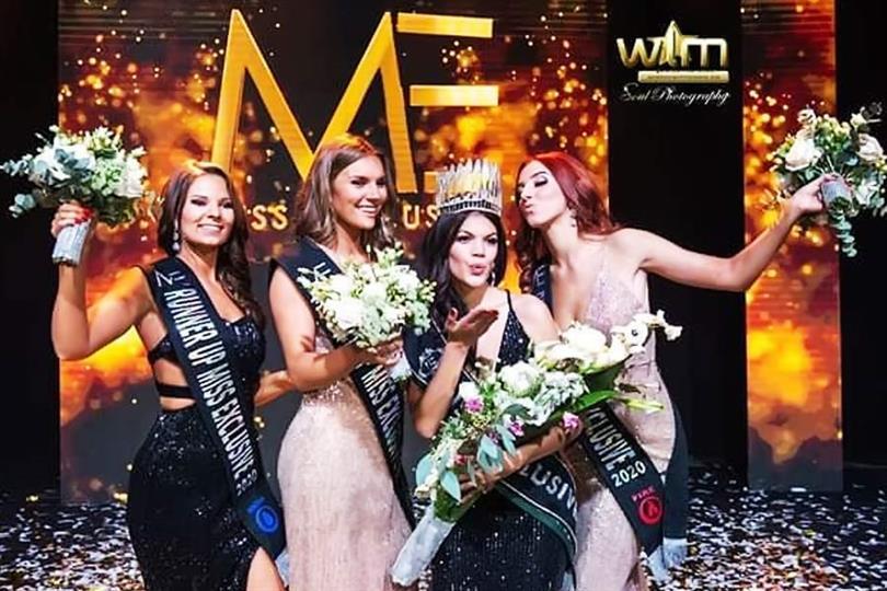 Kimbery Bosman winner Miss Earth Belgium 2020