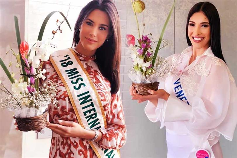 Will Venezuela attain a back-to-back win in Miss International this year?