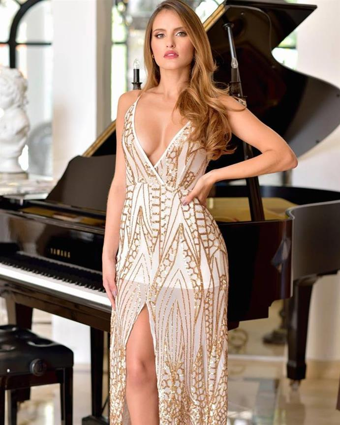 Sheyla Quizena Neito replaces Genesis Andrea Quintero Pérez as the new Miss Grand Colombia 2018