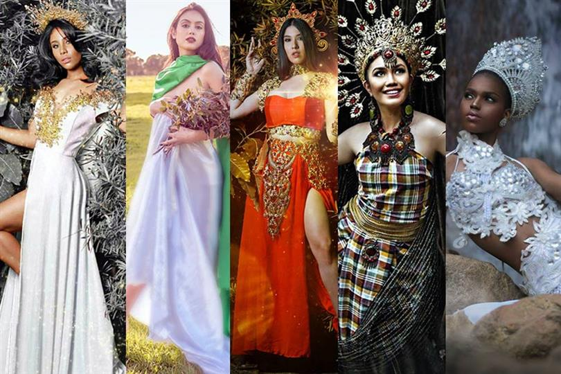 Miss Philippines Earth 2018 Top 15 Official Photoshoot by Angelopedia
