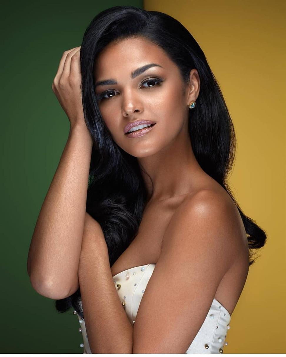 Kiara Liz Ortega crowned Miss Universe Puerto Rico 2018