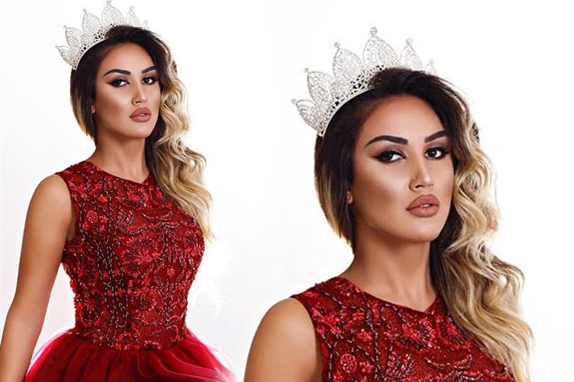 Songyl Meniqi is the new Miss Grand Kosovo 2018