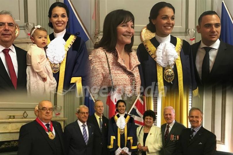Kaiane Aldorino Lopez officially becomes Gibraltar's Mayor