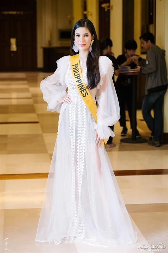 Miss Grand International 2018 Eva Patalinjug – A Dream on Fire