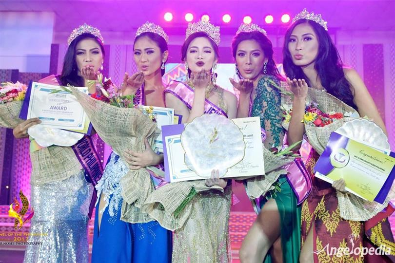 Achelle Joy Medrano crowned winner of Jewel of the Philippines 2017