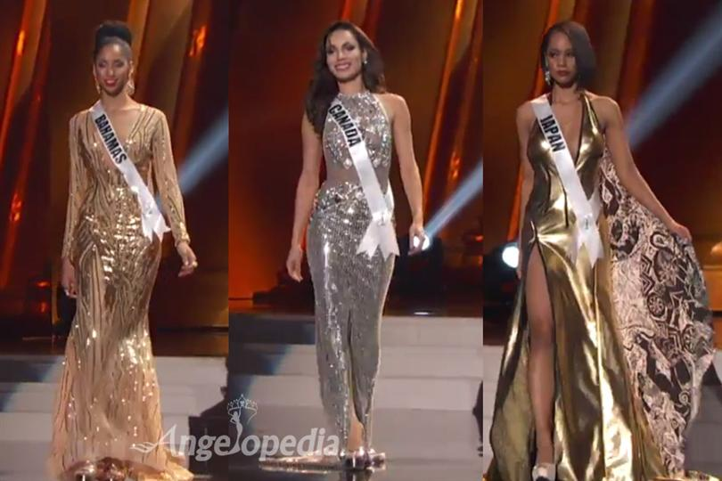 Miss Universe 2015 Preliminary Competition – Best and Worst ...