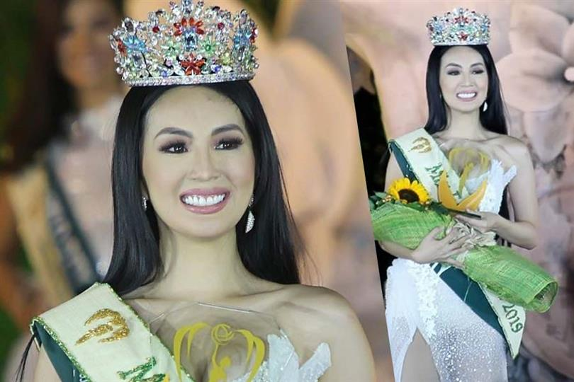 Miss earth philippines 2020