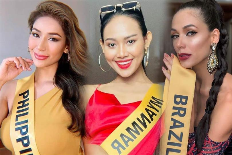 Miss Grand International 2020 first challenge winners announced