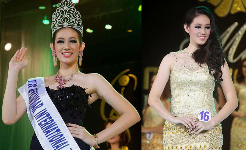 Miss Myanmar International 2014 Khin Wai Phyo Han
