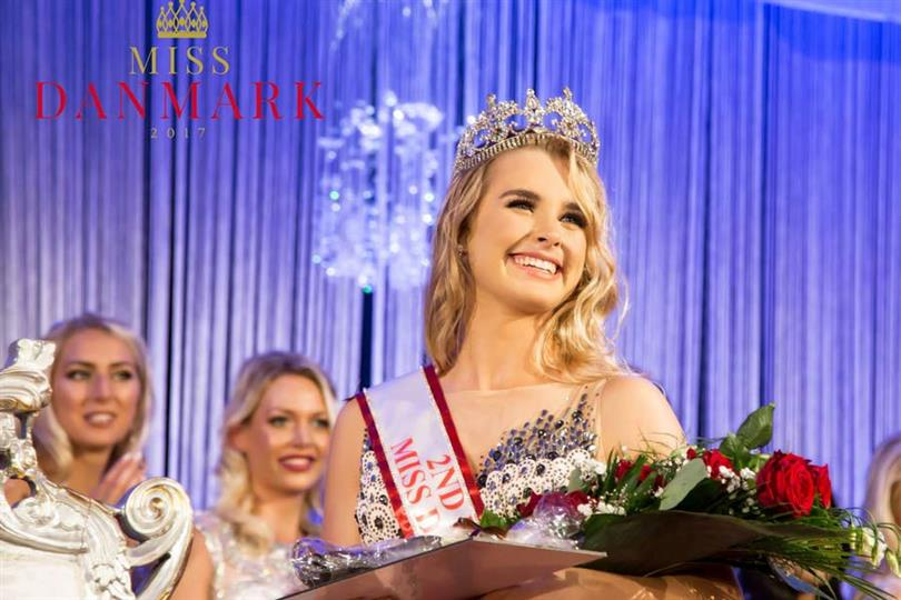 Simone Gadegaard Andersen crowned Miss United Continents Denmark 2018