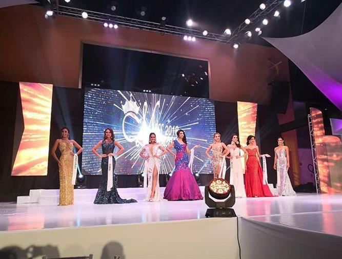 Sthephanie Marie crowned Miss Latino America 2018