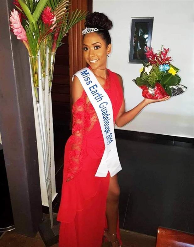 Meet Miss Earth Guadeloupe 2019 Marika Moutoussamy