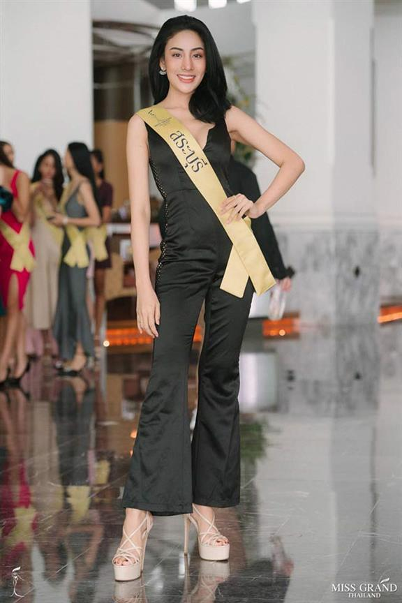 Miss Grand Thailand 2019 Top 10 Hot Picks