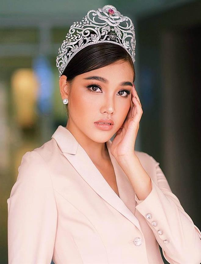 Will Thailand win the Miss World title under Narinthorn Chadaphatworachote's delegation?