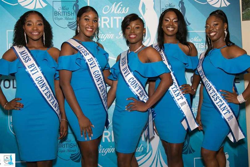 Miss British Virgin Islands 2019 Meet the Contestants