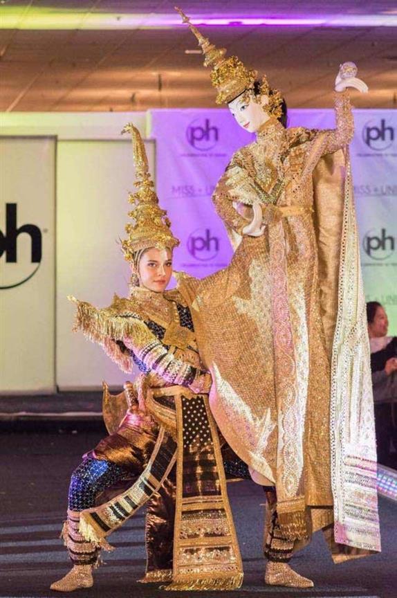 Maria Lynn Ehren Miss Universe Thailand 2017